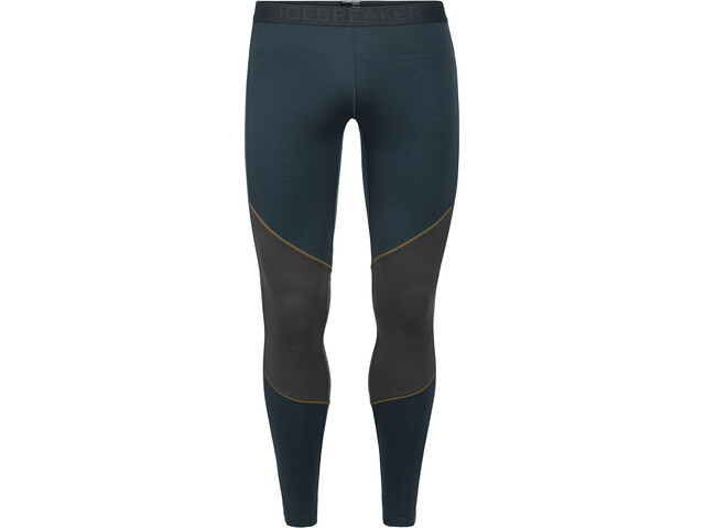 Icebreaker 200 Oasis Deluxe Leggings Heren, nightfall